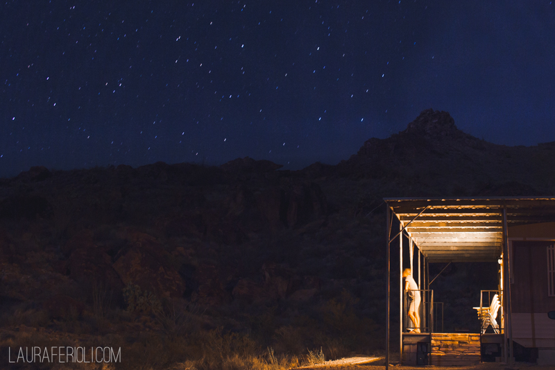 terlingua at night